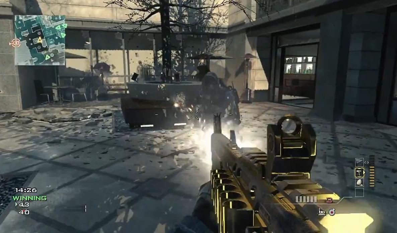 Call of Duty Ghosts: Modern Warfare 4 sigue en marcha – Rumor
