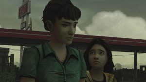 The Walking Dead: 400 Days – Historia de Shel paso a paso