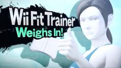 Smash Bros. de Wii U muestra nueva imagen: Wii Fit vs Samus vs Link