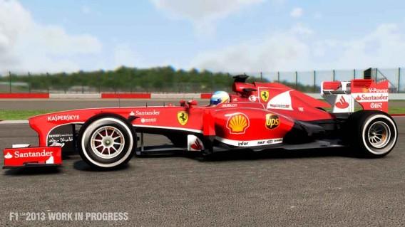 PS4 F1 2013