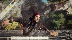 inFAMOUS: Second Son de PS4 muestra sus gráficos en imágenes nuevas