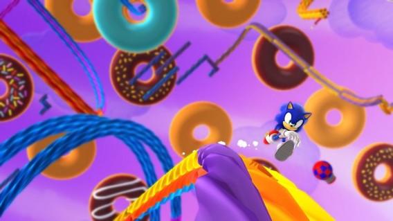 Wii U Sonic