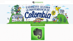 Evernote regala 3 meses de premium para celebrar la Independencia de Colombia