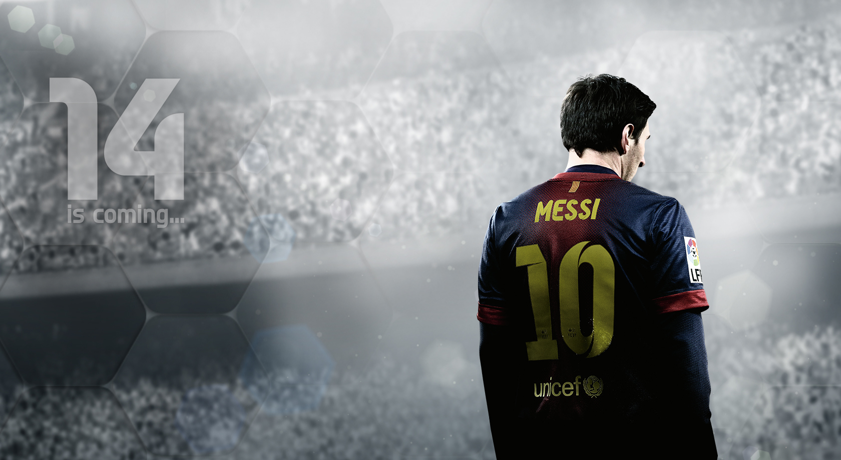 FIFA 14: Leo Messi en la portada de una de sus Ediciones Limitadas