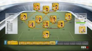 FIFA 14: Comparte los datos de Ultimate Team de PS3 / 360 a PS4 / X-1