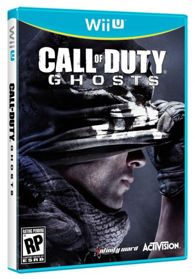 Call of Duty Ghosts Wii U PS4