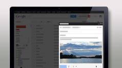 Gmail permite escribir emails a pantalla completa