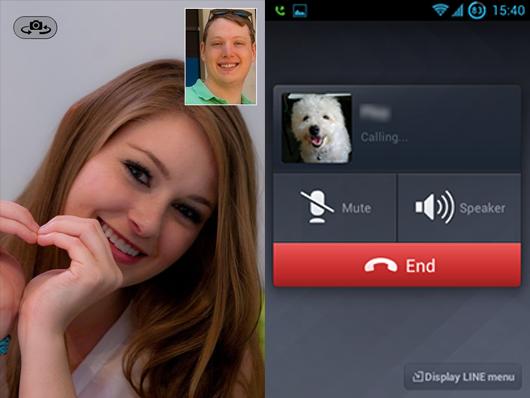 llamadas y videollamadas