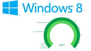 Microsoft lanza un test de velocidad de tu conexión a internet para Windows 8 / 8.1