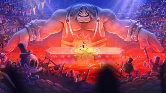 Rayman Legends, el plataformas más bonito jamás creado
