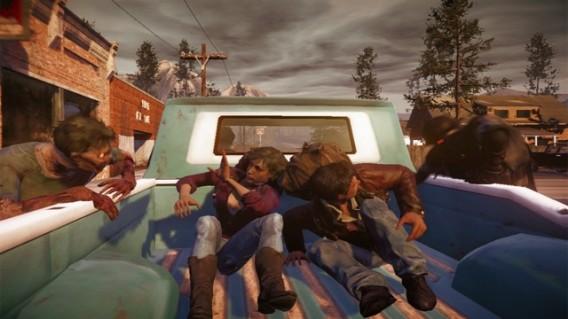 State Of Decay Juego De Zombies De Xbox 360 Saldra En Pc En 2013