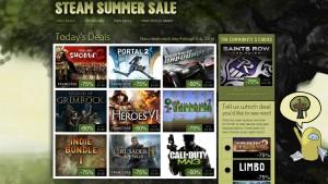 Steam: Las rebajas de verano podrían empezar mañana 11 de julio