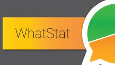 WhatStat proporciona estadísticas de cómo utilizas WhatsApp