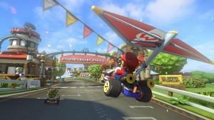 Mario Kart 8 para Wii U: Vídeo compara el avance gráfico de la saga