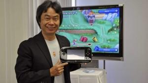 Wii U: El creador de Mario y Zelda prepara una nueva aventura