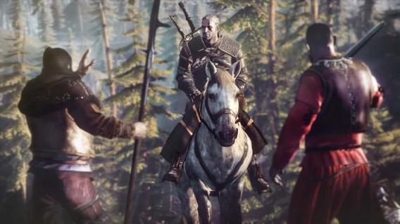 Witcher 3 De Ps4 Pc Y Xbox One Imagenes Con Paisajes Next Gen