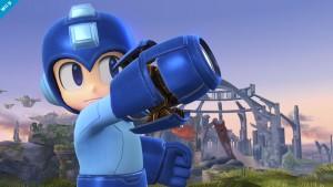 Smash Bros. de Wii U: Nueva imagen enfrenta a Mario y Mega Man
