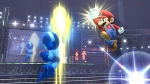 Smash Bros. de Wii U: Pikachu pelea mientras sobrevuela una isla