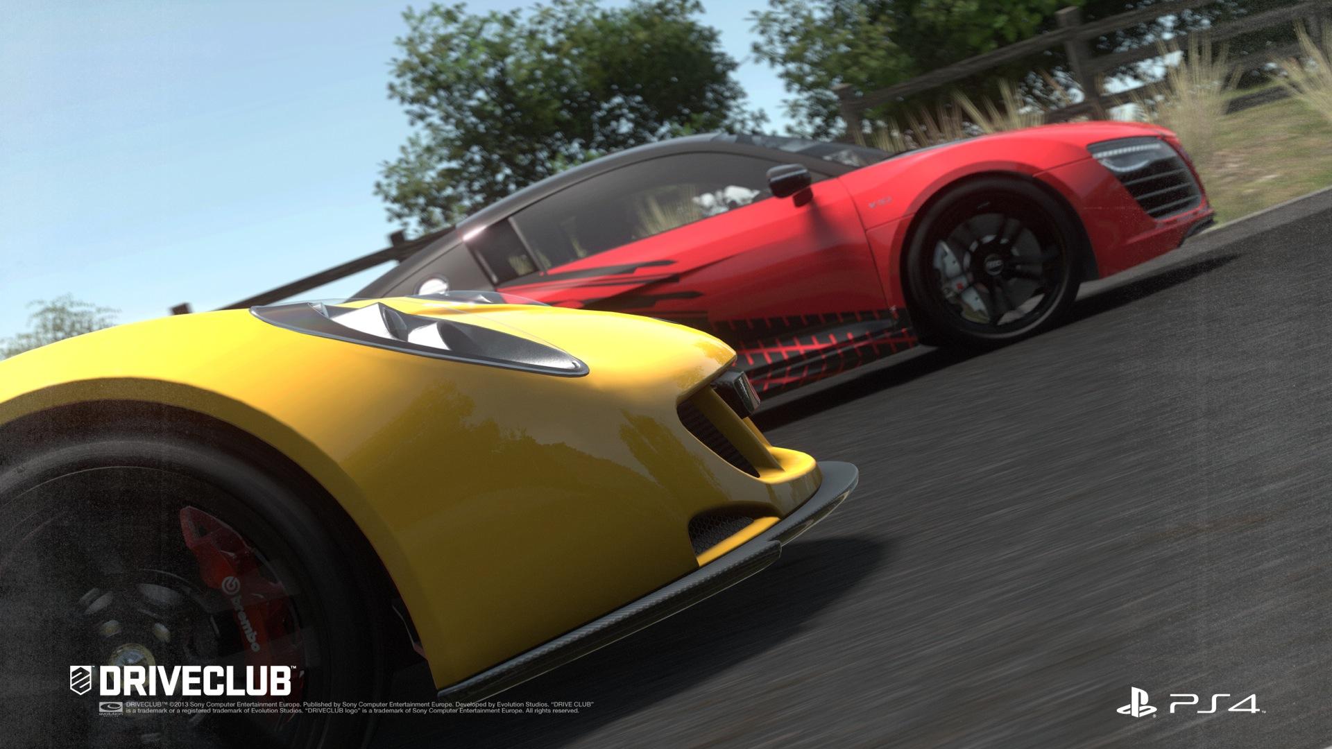 DriveClub de PS4: Vídeo con gameplay de carreras next-gen