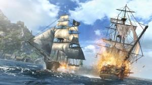 Assassin's Creed 4 de PS4 muestra contenido exclusivo: ¿Puya a Wii U?