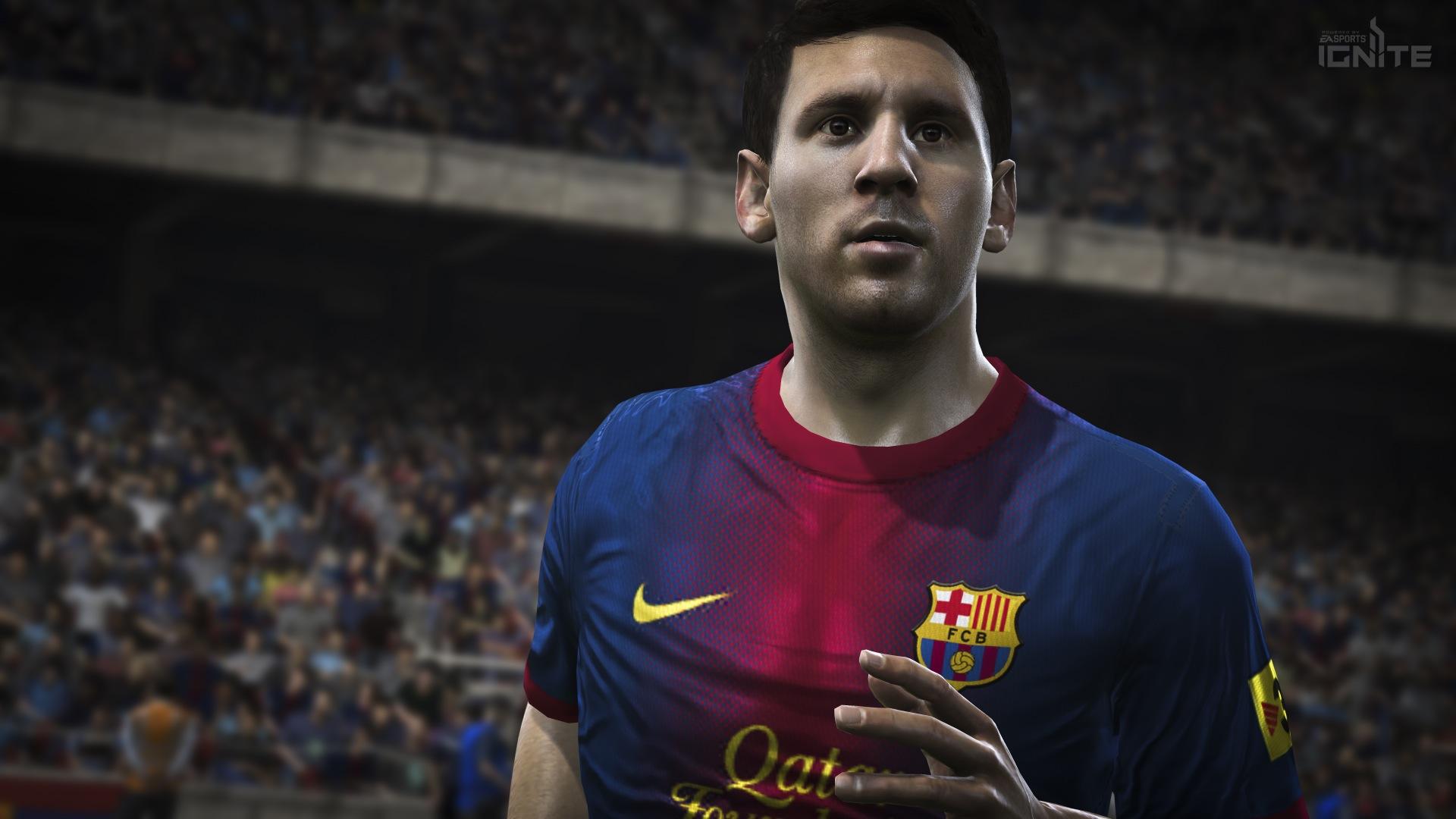 FIFA 14 Ultimate Team lanza imagen para que elijas a tu equipo