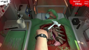 Surgeon Simulator 2013 ya disponible para descargar en Mac