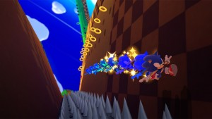 Sonic Lost World de Wii U: Vídeo-gameplay muestra 2 niveles