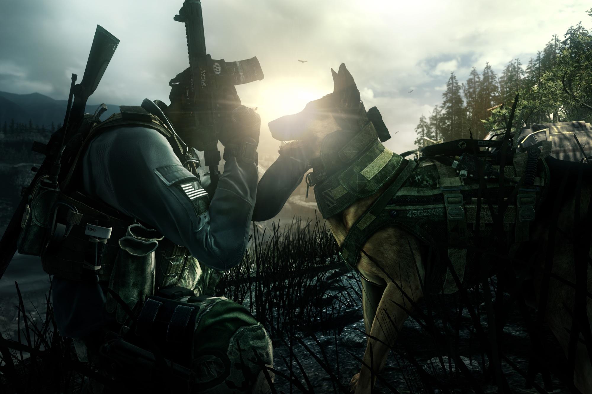 Call of Duty: Ghosts: ¿Vuelve el sistema de clases de Black Ops 2?