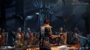 Dragon Age Inquisition de PS4 y Xbox One: 1 segundo de gameplay