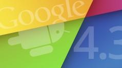Google lanza progresivamente Android 4.3 a nuevos dispositivos