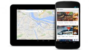 Google Maps muestra resultados de búsqueda promocionados en Android y iOS