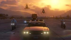 GTA 5: Primeras imágenes de Grand Theft Auto Online