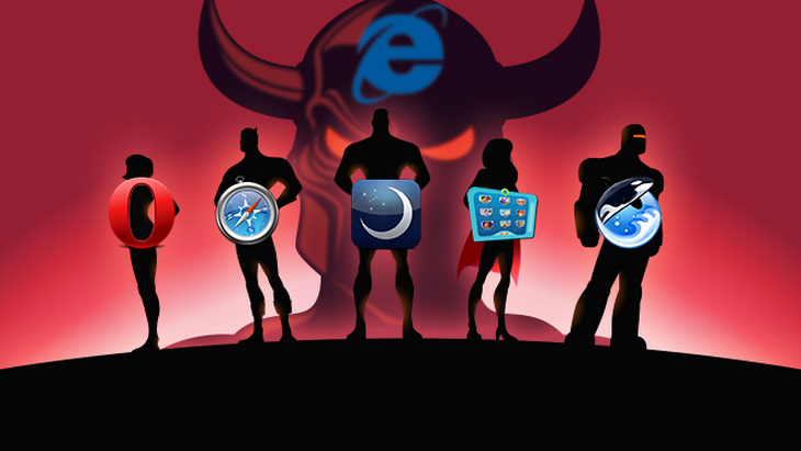 Alternativas a Internet Explorer