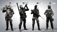 Battlefield 4 presenta las clases de su modo multijugador