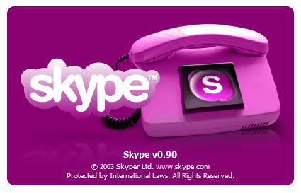 Skype 0.9 Beta