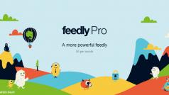 Feedly Pro regresa e incluye búsquedas y otras funciones de pago