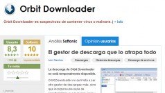 Orbit Downloader, sospechoso de contener troyanos – Descarga retirada