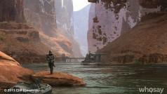 Creador de Gears of War muestra imagen de su juego para PS4 y X-1