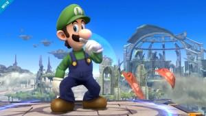 Super Smash Bros. de Wii U: ¡Le tocan las narices a Luigi!