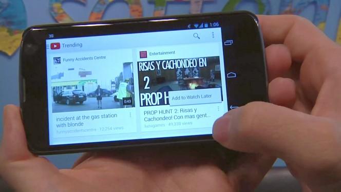 Análisis: qué hay de nuevo en YouTube para Android y iOS