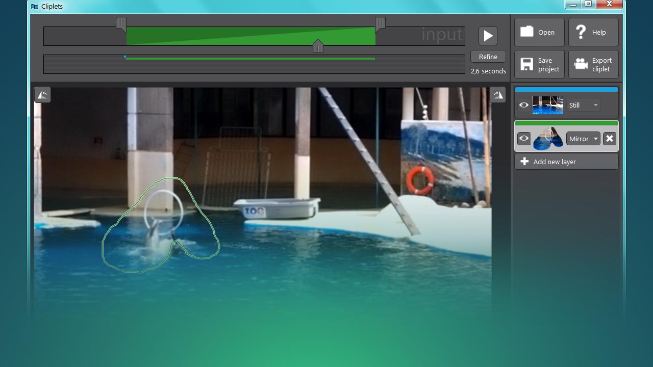 Cómo crear un GIF animado con Cliplets