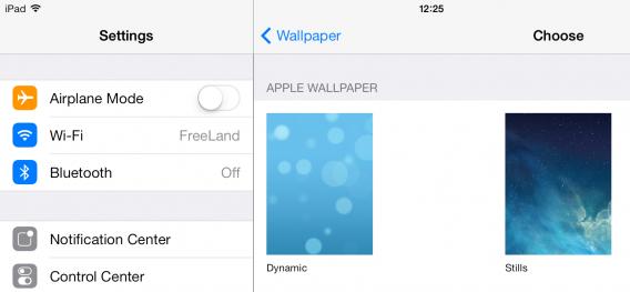 Ios Dynamic Wallpaper 66 Images: IOS 7: Cómo Mejorar Rendimiento Y Batería En IPhone Y IPad