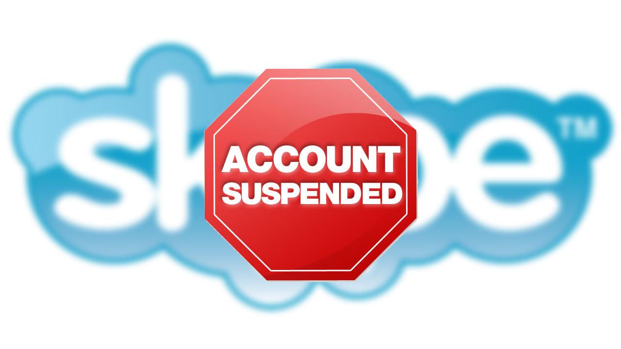Cuentas bloqueadas en Skype: mi historia y algunos consejos