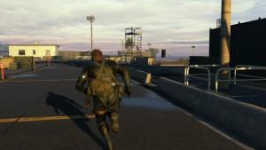 Metal Gear Solid 5: más imágenes con Snake en acción