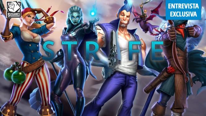 """S2 Games habla de Strife: """"menos héroes, más flexibilidad"""""""