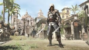 Assassin's Creed 4 de Wii U es el resultado de un reto técnico