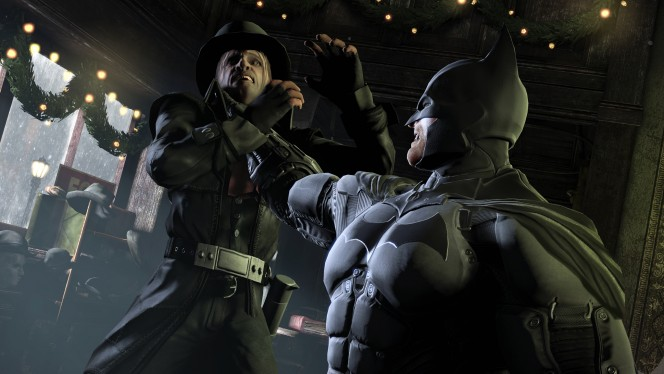 Batman: Arkham Origins: todos los trajes alternativos en una imagen