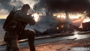 Battlefield 4 revela 2 mapas: Operation Locker y Goldmud Railway