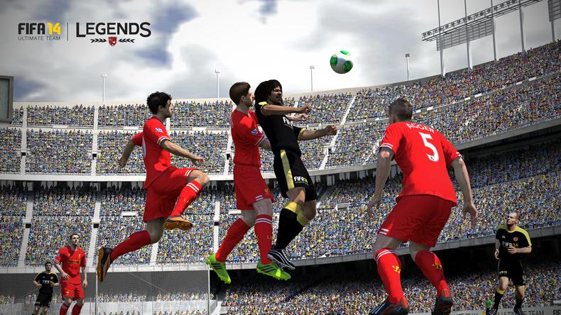 FIFA 14: la demo para PS3 ya está disponible para descargar