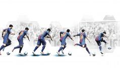 FIFA 14: Messi es mejor futbolista que Cristiano en el juego